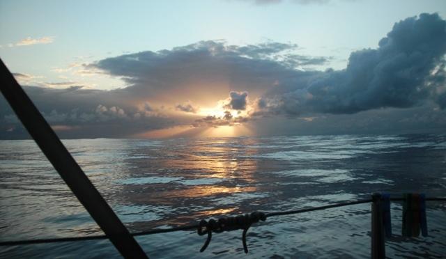 Atlantic crossing: pirates of Atlantic