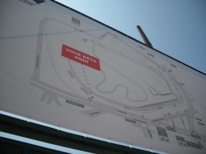 My brief glance on Formula 1, Sao Paulo