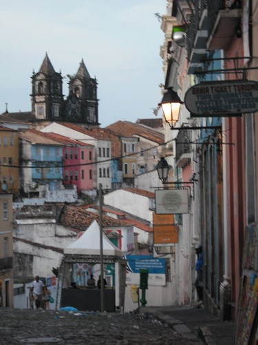 View from Largo do Pelorinho