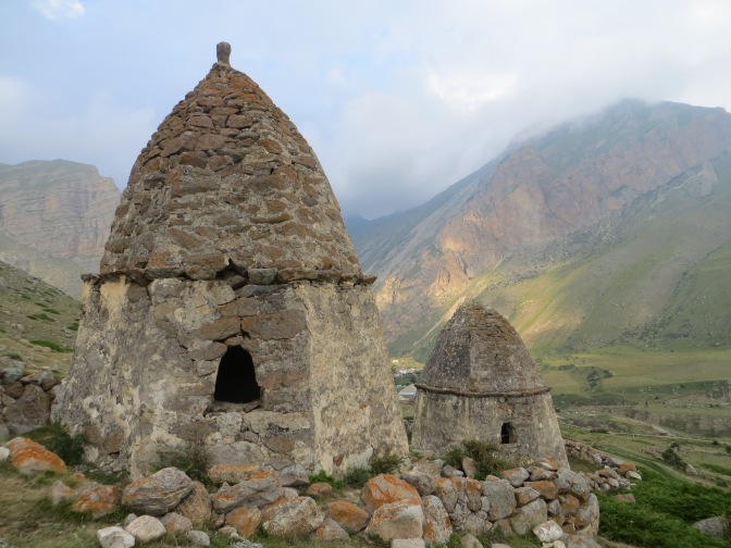 Kabardino-Balkaria: ancient graves, greek temples, Ginggis-khan and kidnapped brides.